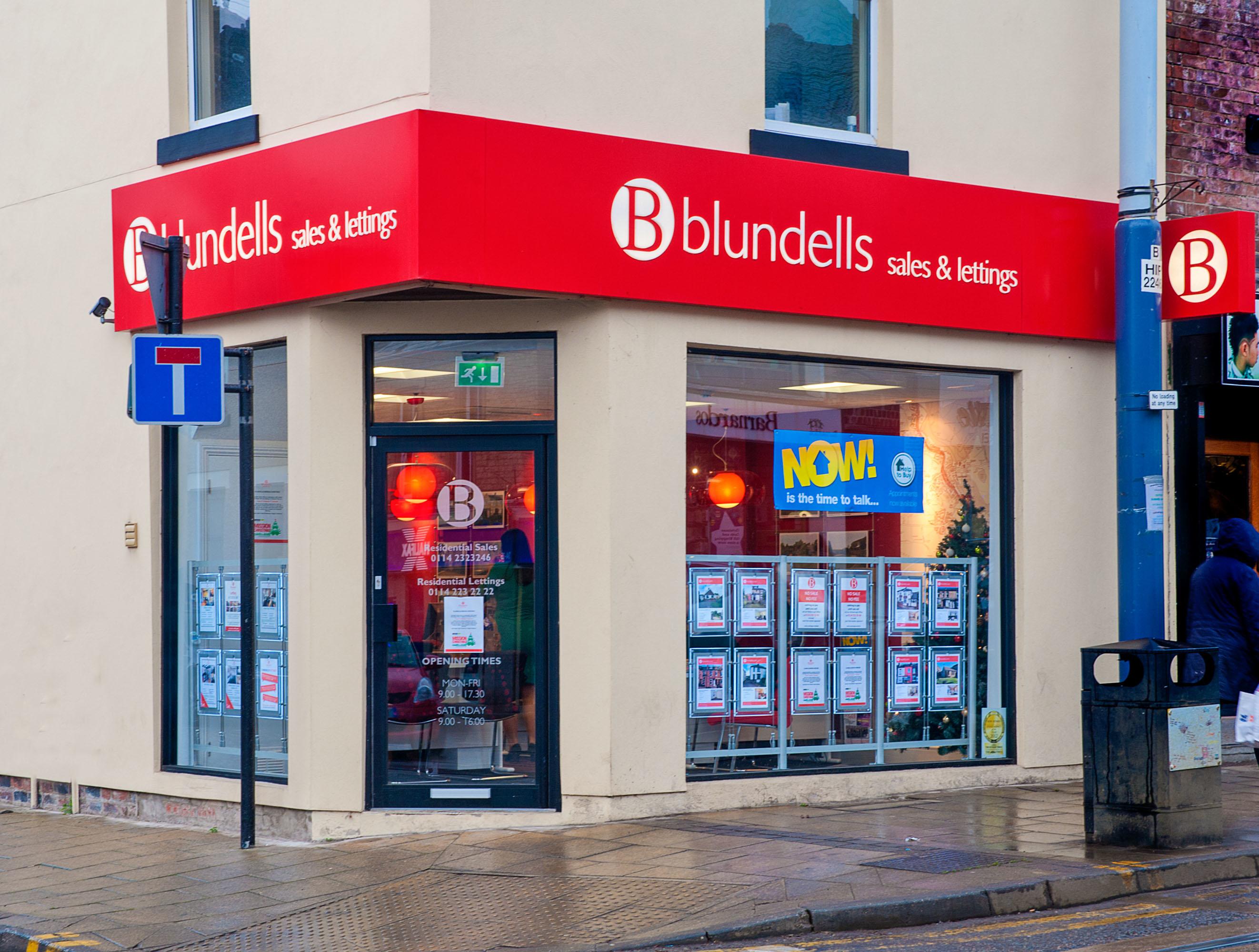 Blundells Estate Agents Hillsborough