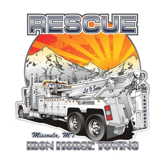 Iron Horse Towing & Repair - Missoula, MT - Auto Towing & Wrecking
