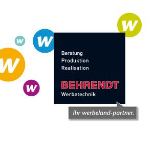Bild zu Behrendt Werbetechnik GmbH in Berlin
