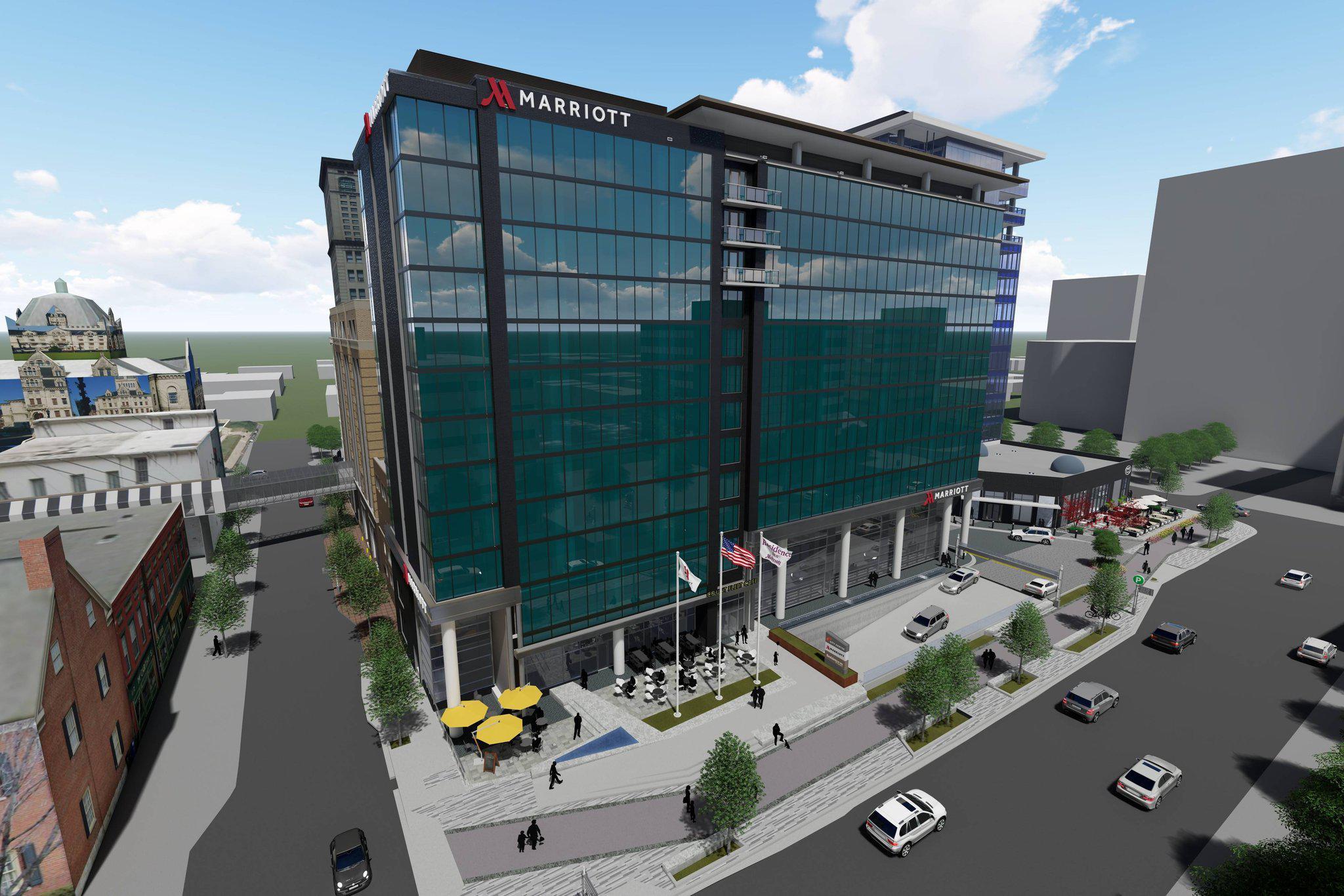 Lexington Marriott City Center - Lexington, KY 40507 - (859)253-1000 | ShowMeLocal.com