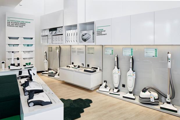 Vorwerk Store Hamburg