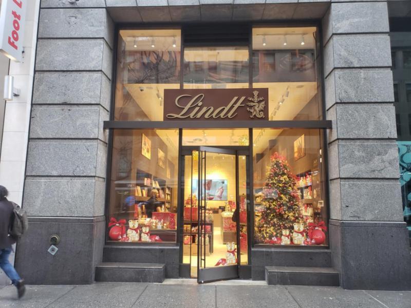 Lindt Chocolate Shop - New York, NY 10001 - (917)261-5578 | ShowMeLocal.com