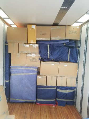 Our storage services are ideal for items that need to be moved at a later date in Hickory.
