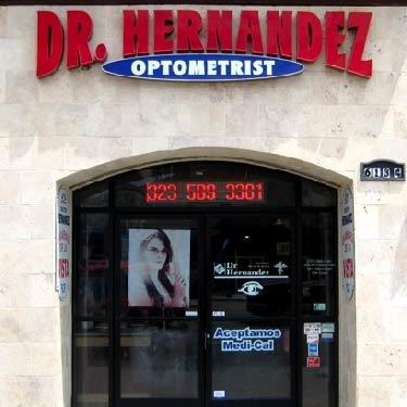 Dr John Hernandez, Od