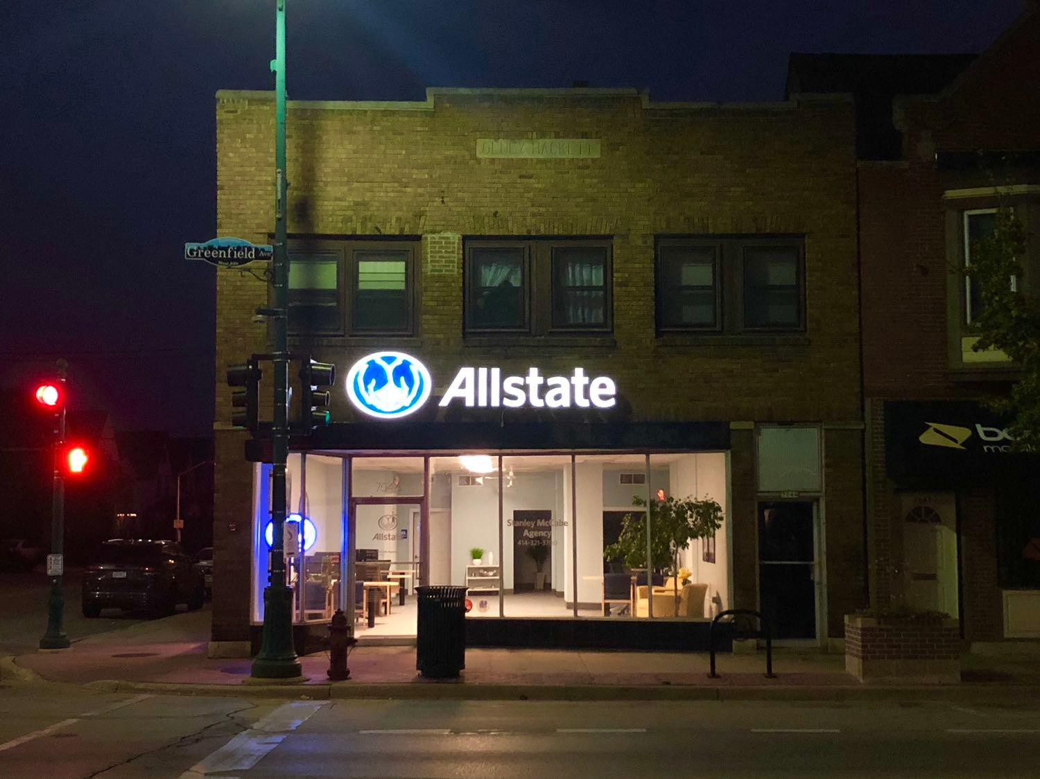Andrew McCabe: Allstate Insurance West Allis (414)321-3700