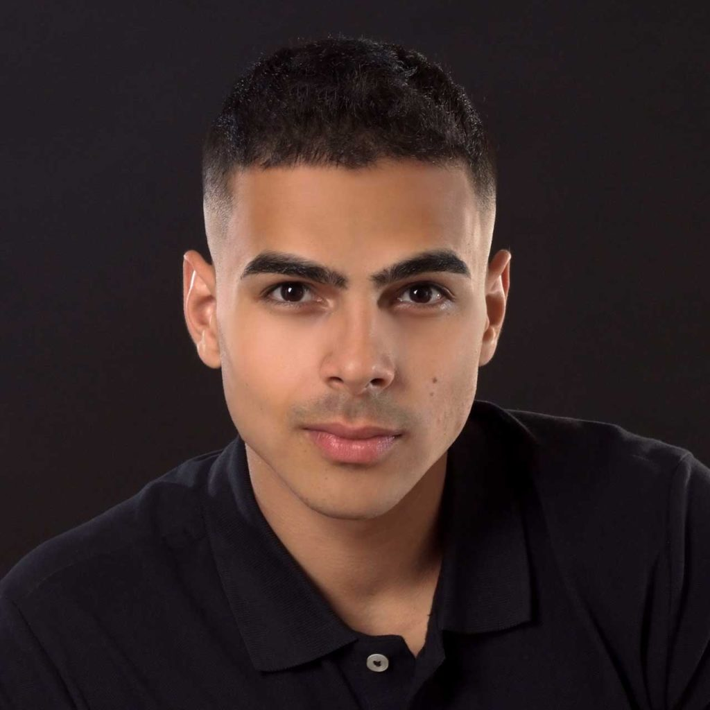Ghassan - Juniorstylist