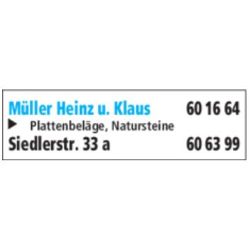 Bild zu Natursteine Mueller Heinz und Klaus GbR in Zirndorf