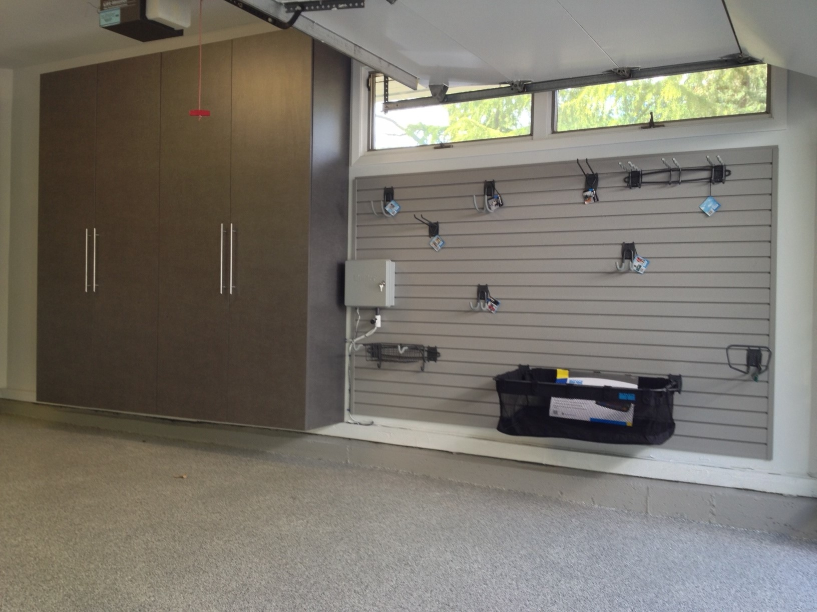 prestige garage ny nj ct epoxy floor coatings cabinet