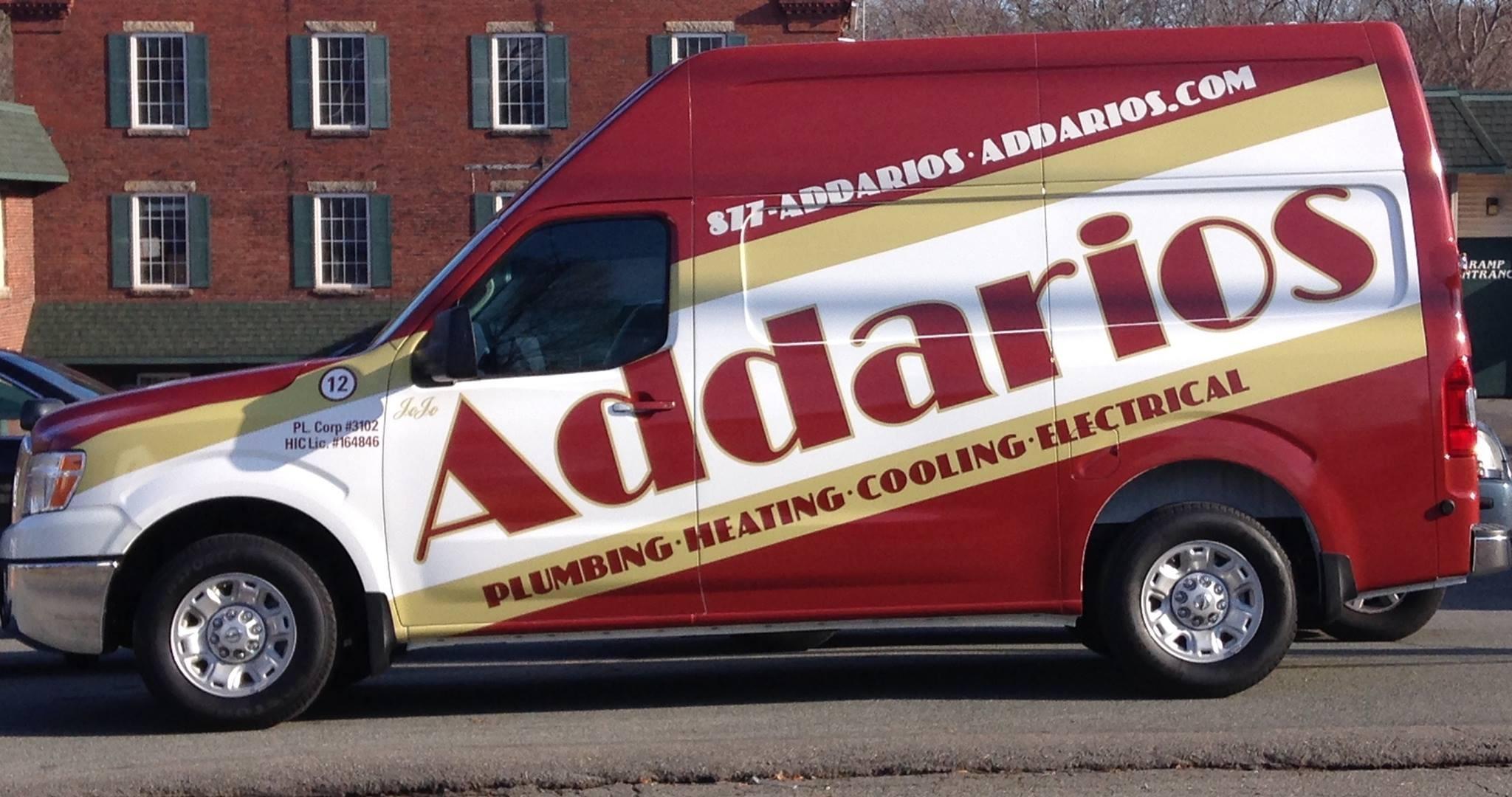 Addario s plumbing heating cooling woburn