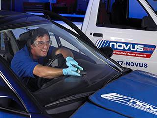 Novus Windshield Repair & Replacement