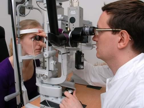 Dr. Schmidt-Peter, Arzt für Augenheilkunde Berlin
