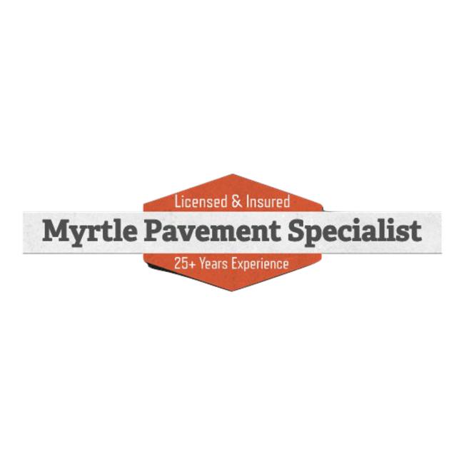 Myrtle Pavement Specialist