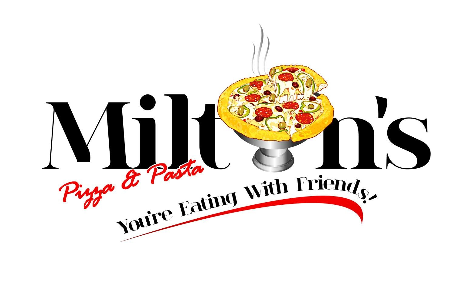 Milton's Pizza-Six Forks