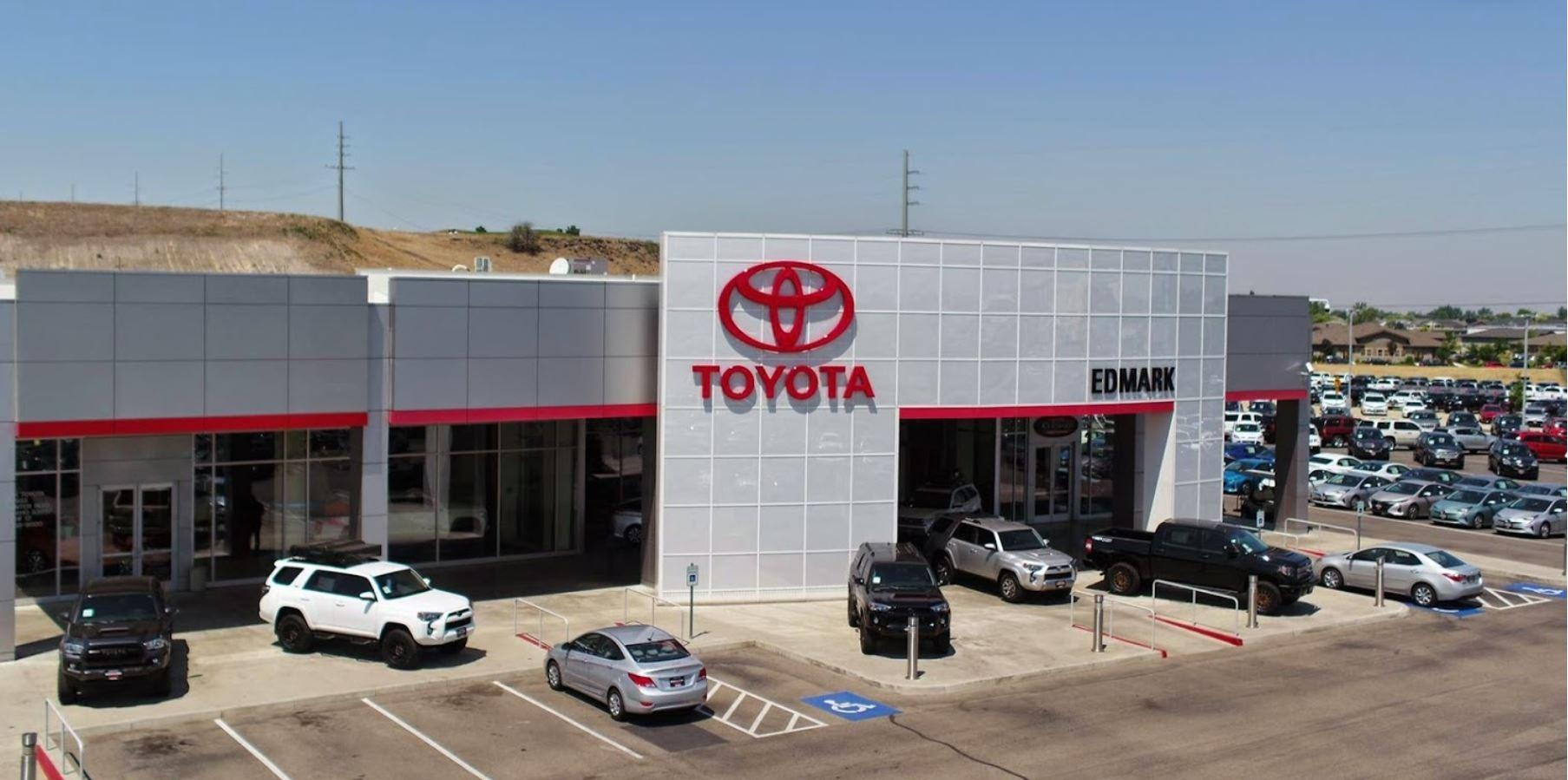 edmark toyota in nampa id auto dealers yellow pages directory inc. Black Bedroom Furniture Sets. Home Design Ideas