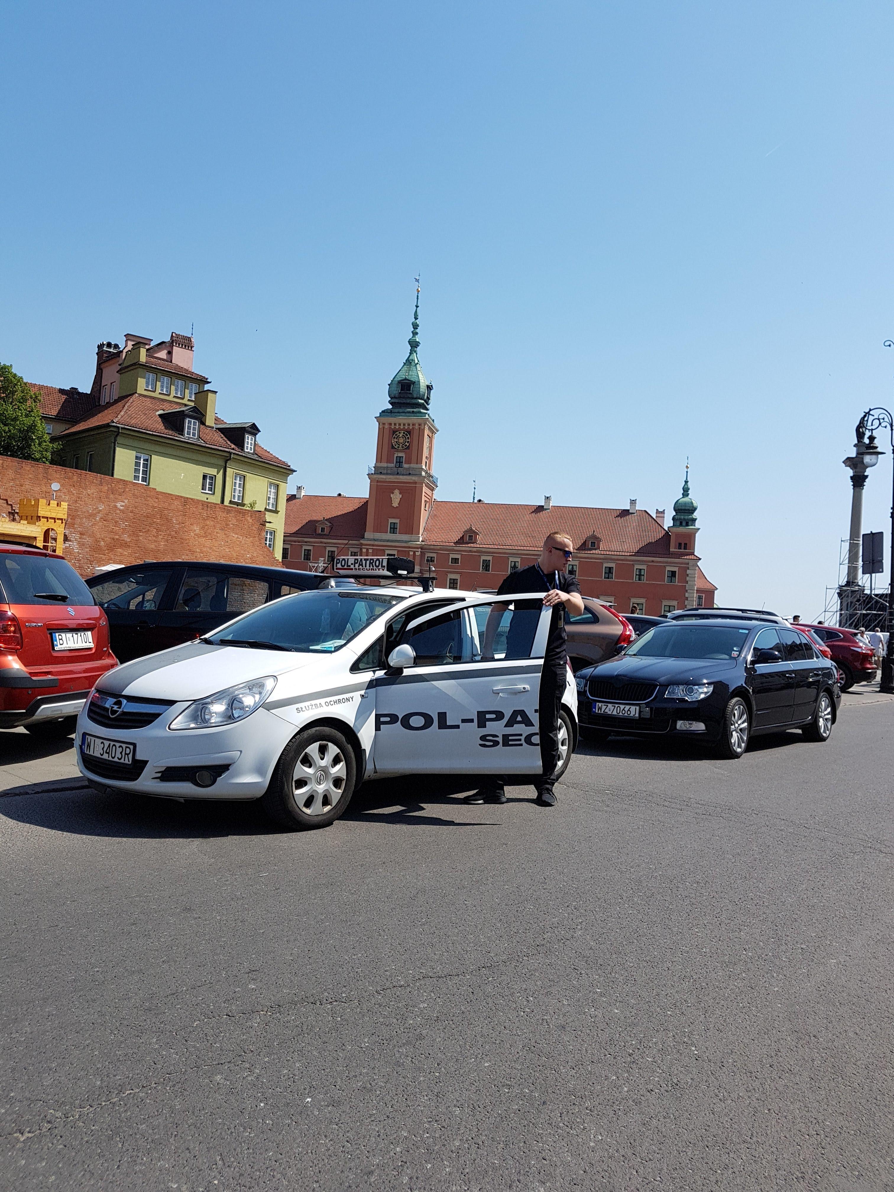 Pol-Patrol-Security Agencja Ochrony