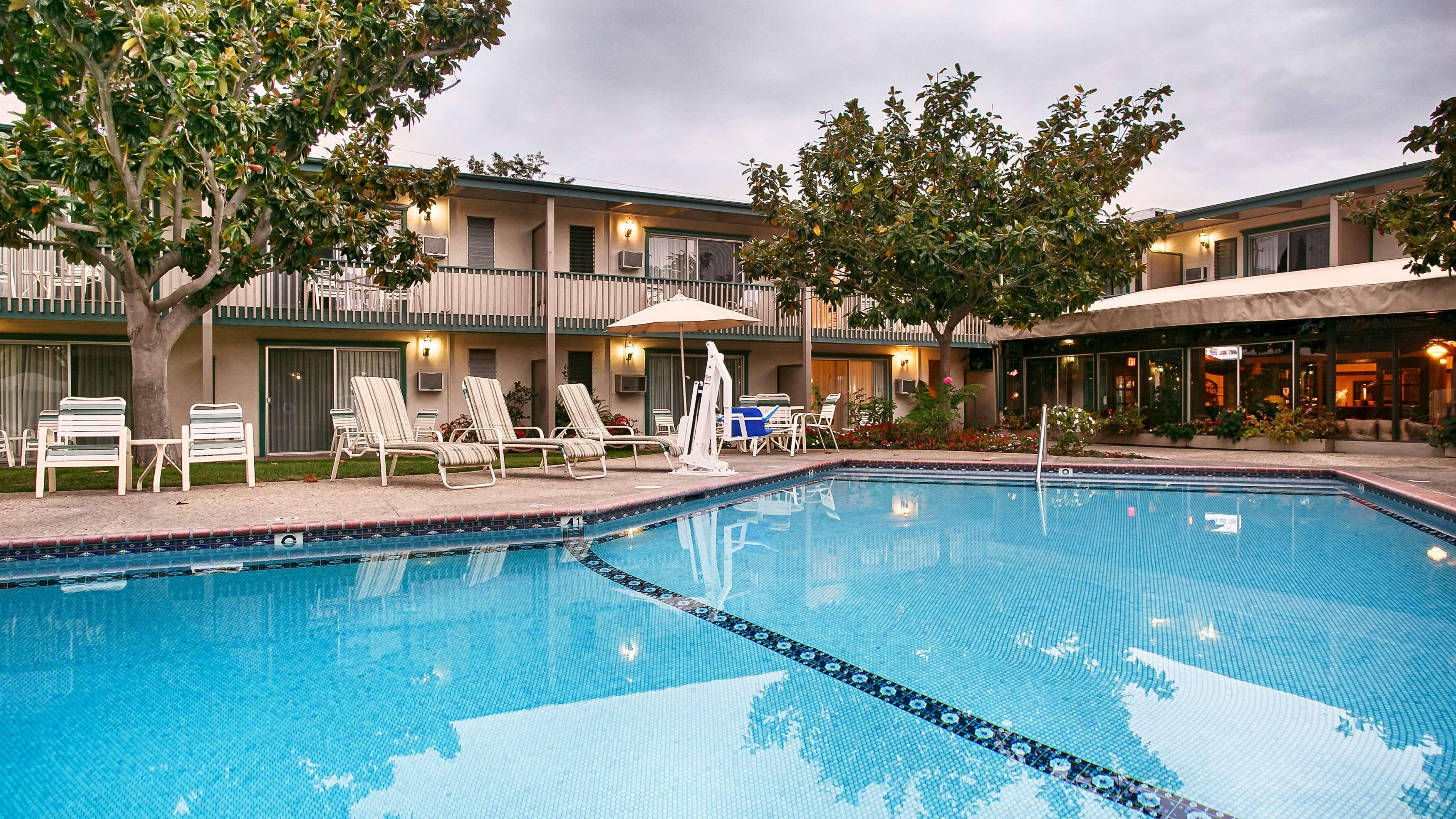 Best Western Plus Encina Inn Suites Santa Barbara