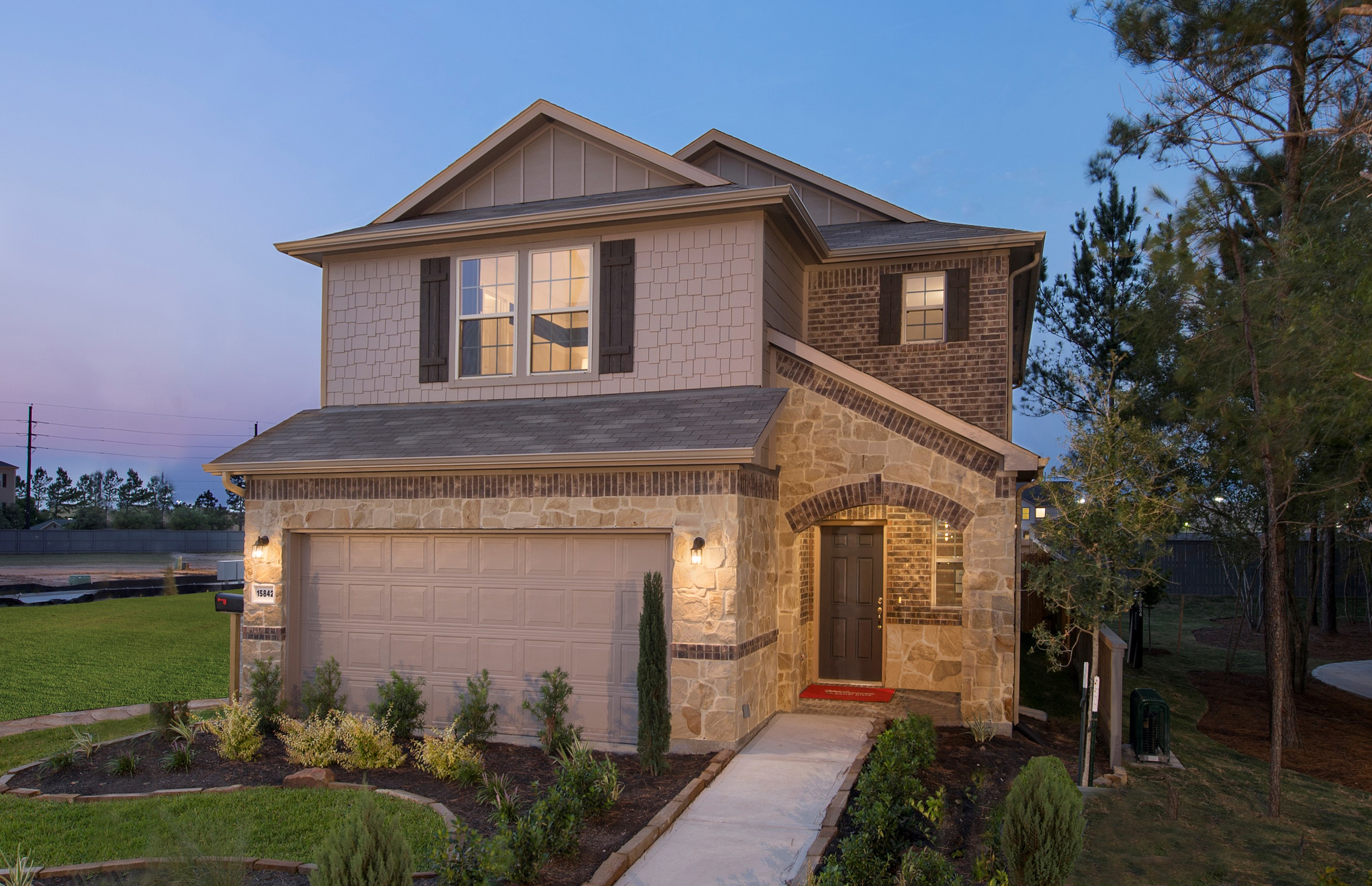 Retreat at Champions Landing by Centex Homes