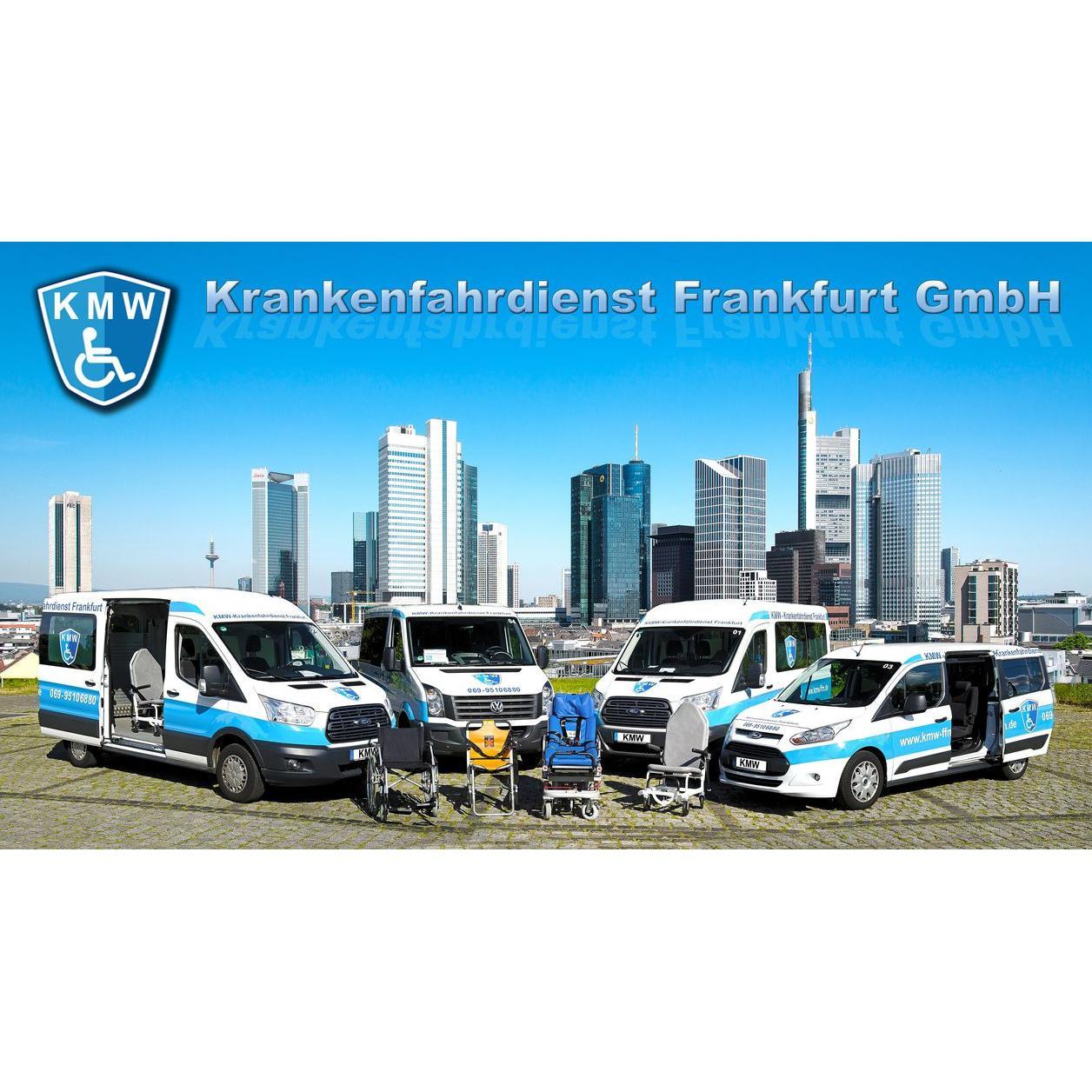 Bild zu KMW-Krankenfahrdienst Frankfurt GmbH in Frankfurt am Main