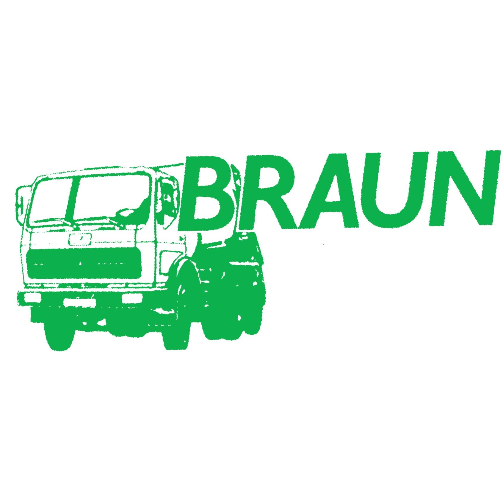 Containerdienst Braun