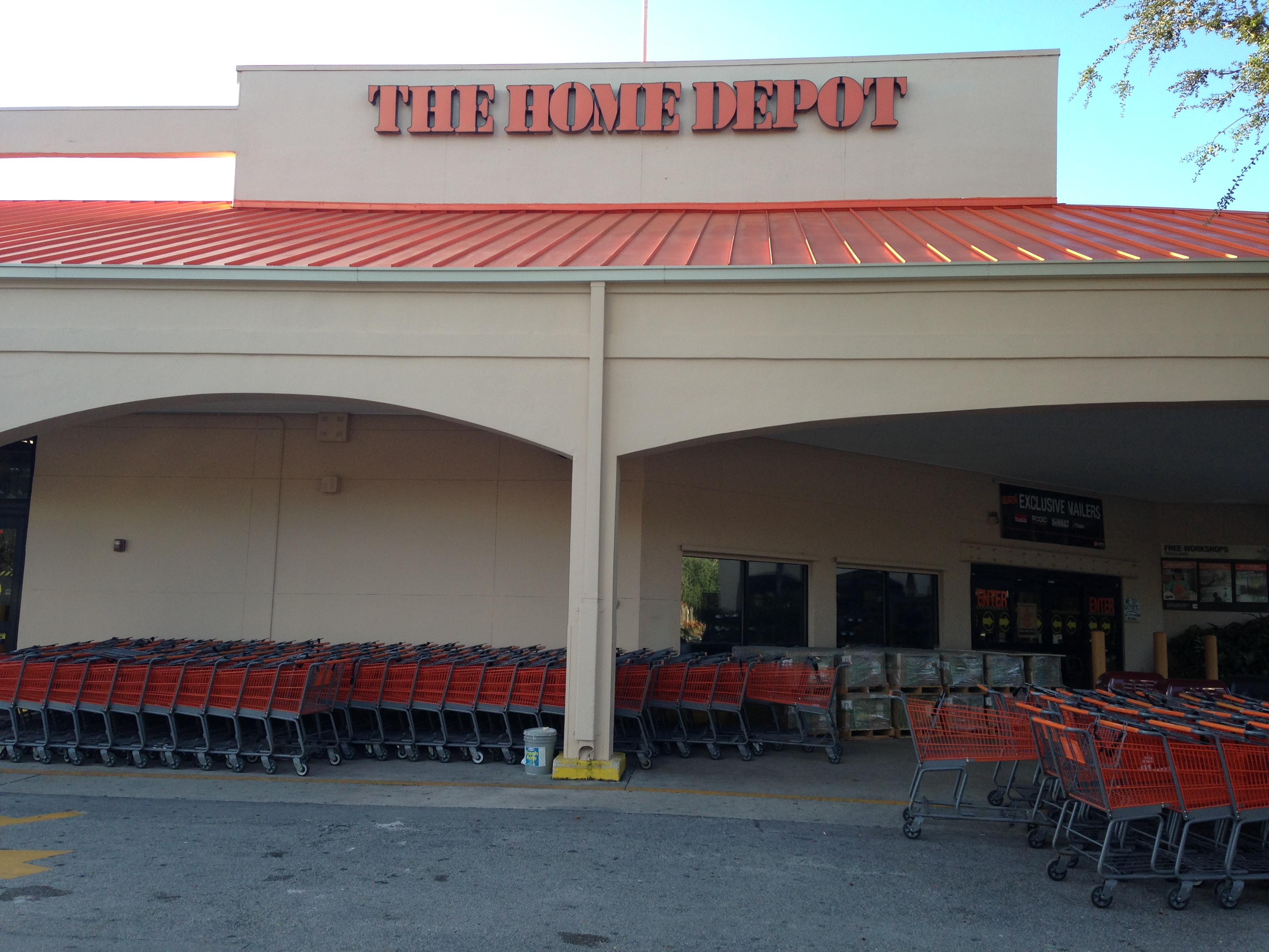 Home Depot Florida Harbour Beach Fl