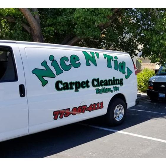 Nice N' Tidy Carpet Cleaning