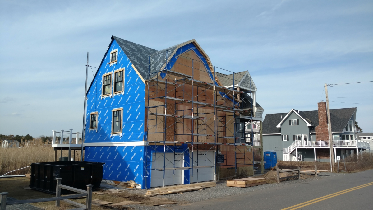 Creative coast construction kennebunkport maine me for Building a house in maine