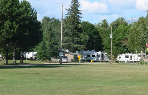 Renfrew / Ottawa West KOA in Renfrew