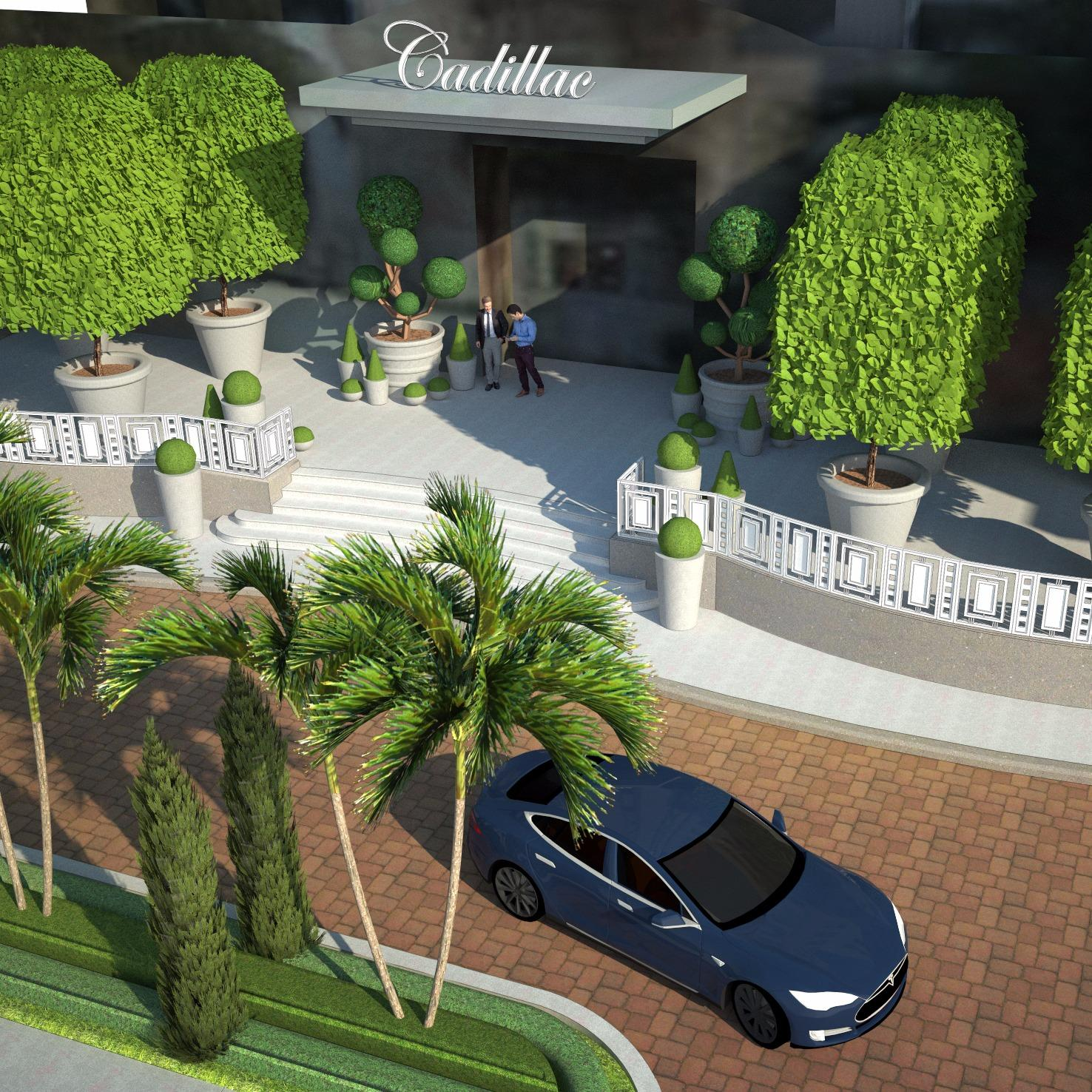 Cadillac Hotel & Beach Club - Miami Beach, FL - Hotels & Motels