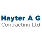 Hayter A G Contracting Ltd
