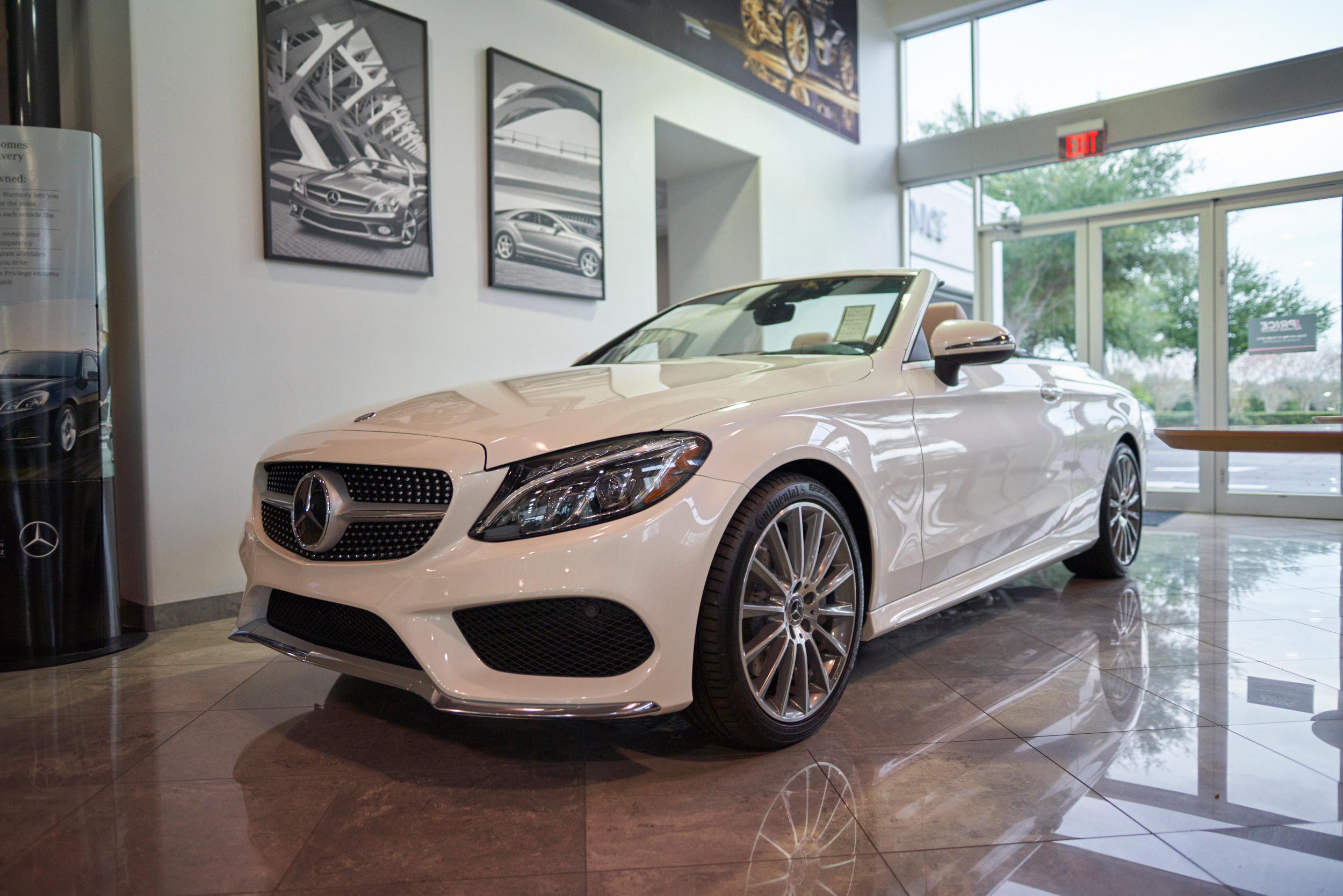 Mercedes benz of north orlando in sanford fl 32771 for Mercedes benz sanford florida
