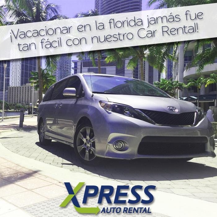 Xpress Auto Rental In Miami, FL 33178
