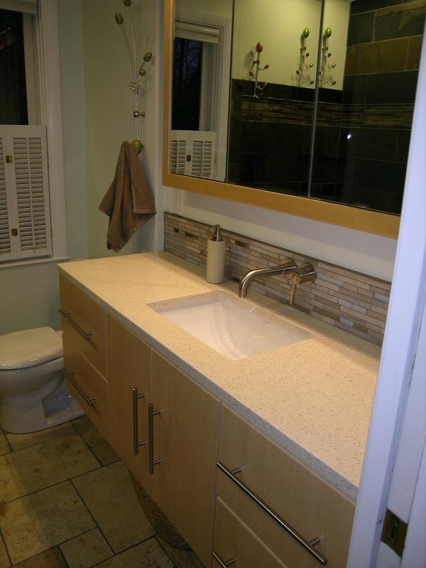 Updike Bathroom Remodeling In Indianapolis In 46227