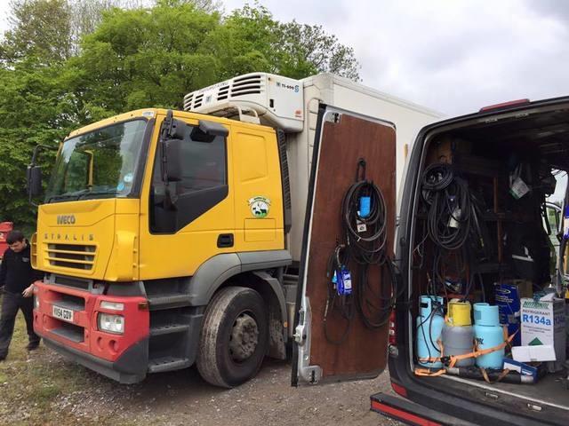 Matt Hurley Transport Refrigeration Services Ltd, Westbury