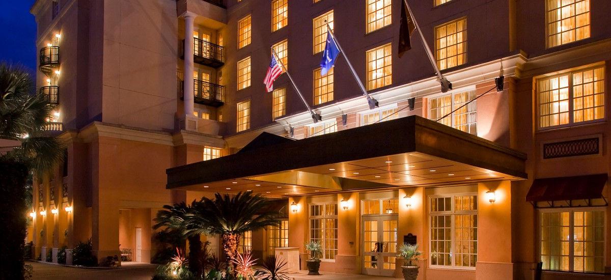 Charleston Renaissance Hotel Reviews