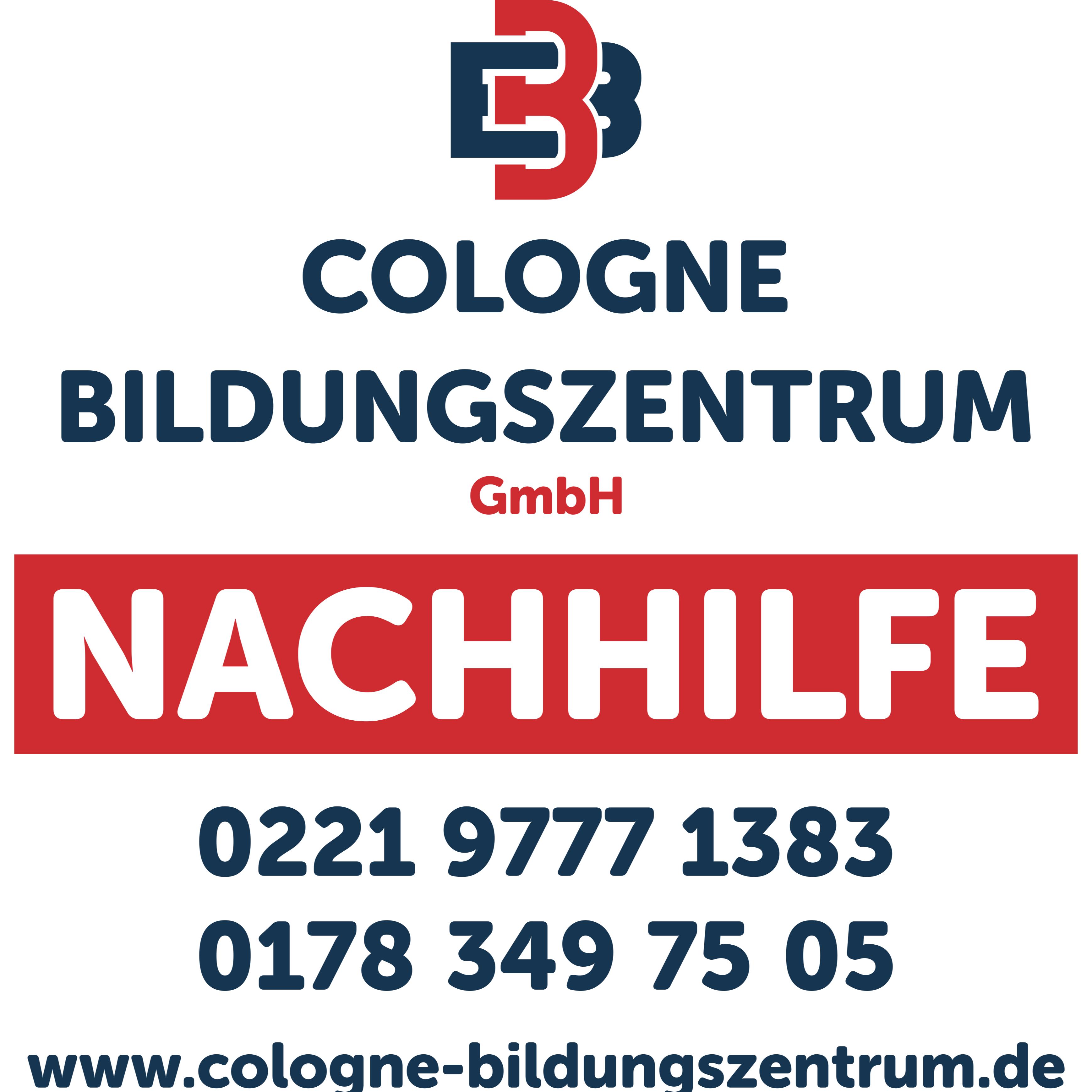 Bild zu BB Cologne Bildungszentrum GmbH in Köln
