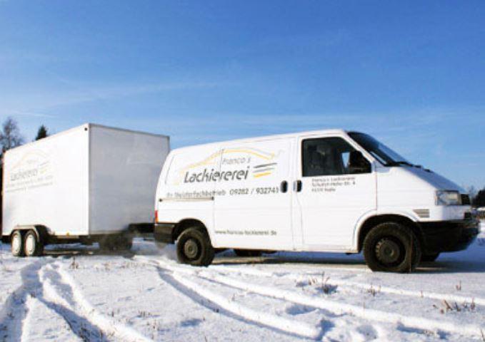 Franco´s Lackiererei GmbH