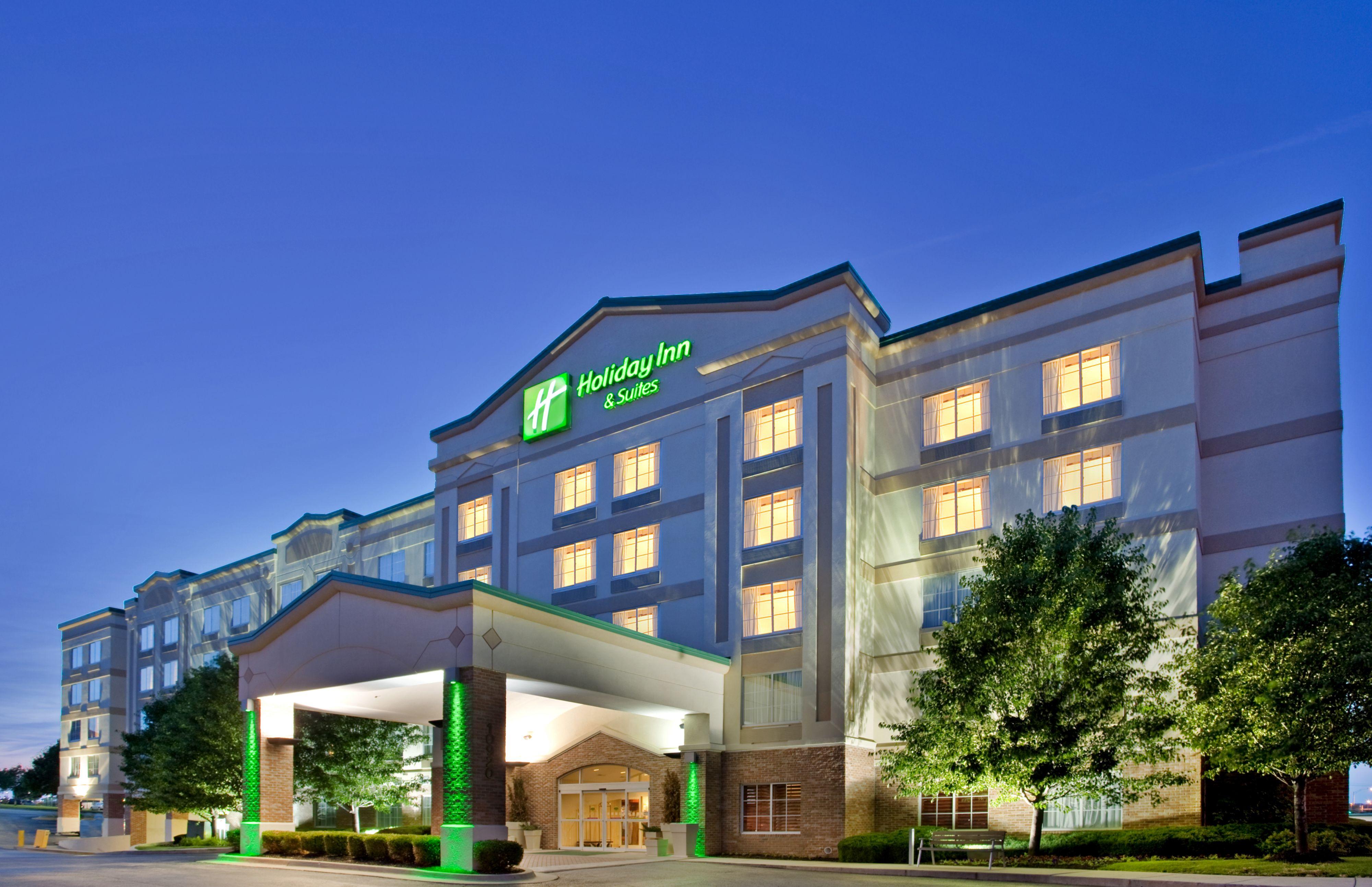 Holiday Inn Overland Park Conv Ctr Overland Park Kansas