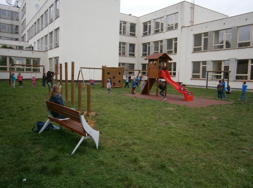3. základní škola Cheb, Malé náměstí 3