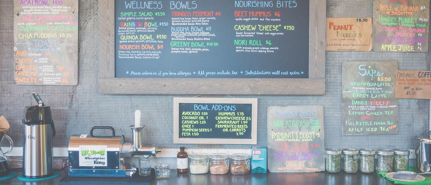 Nourish Wellness Cafe Northampton Ma
