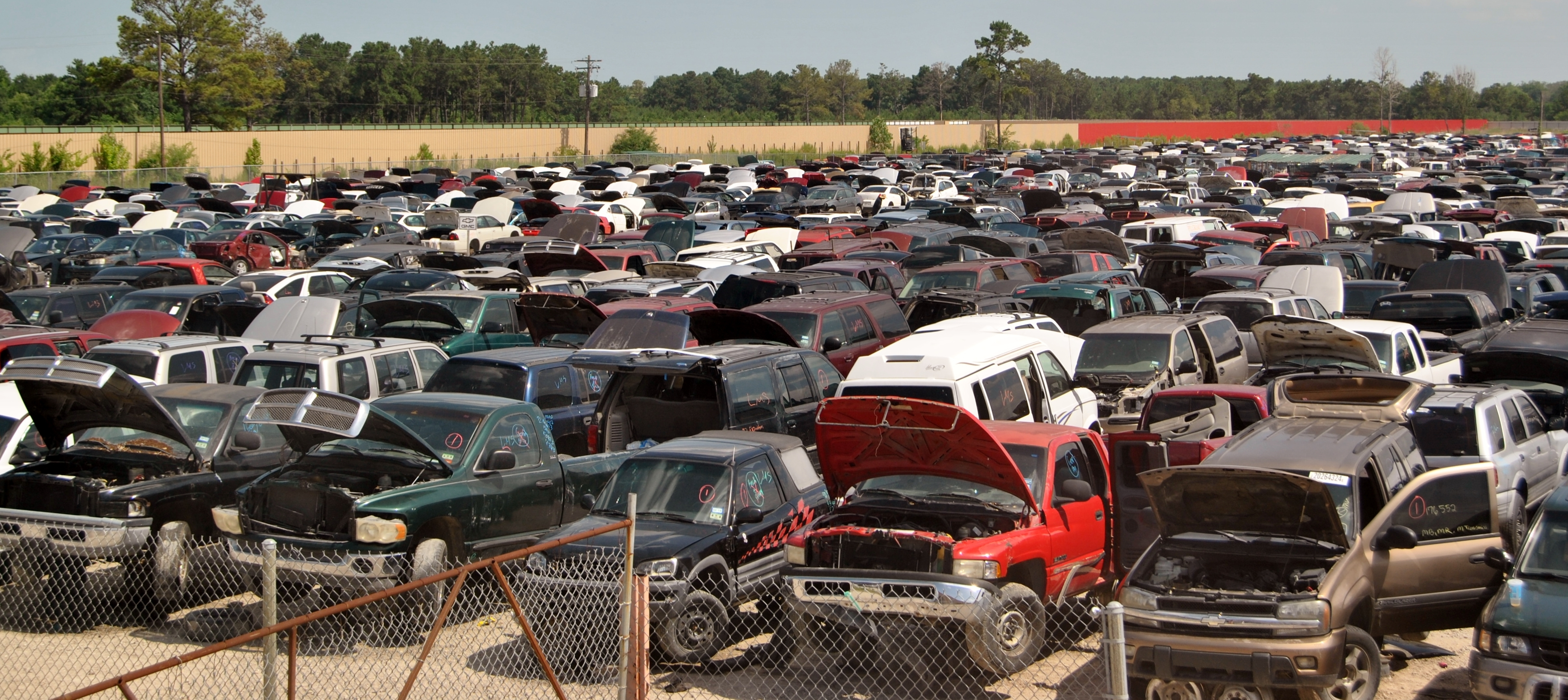 Auto salvage yards in houston tx