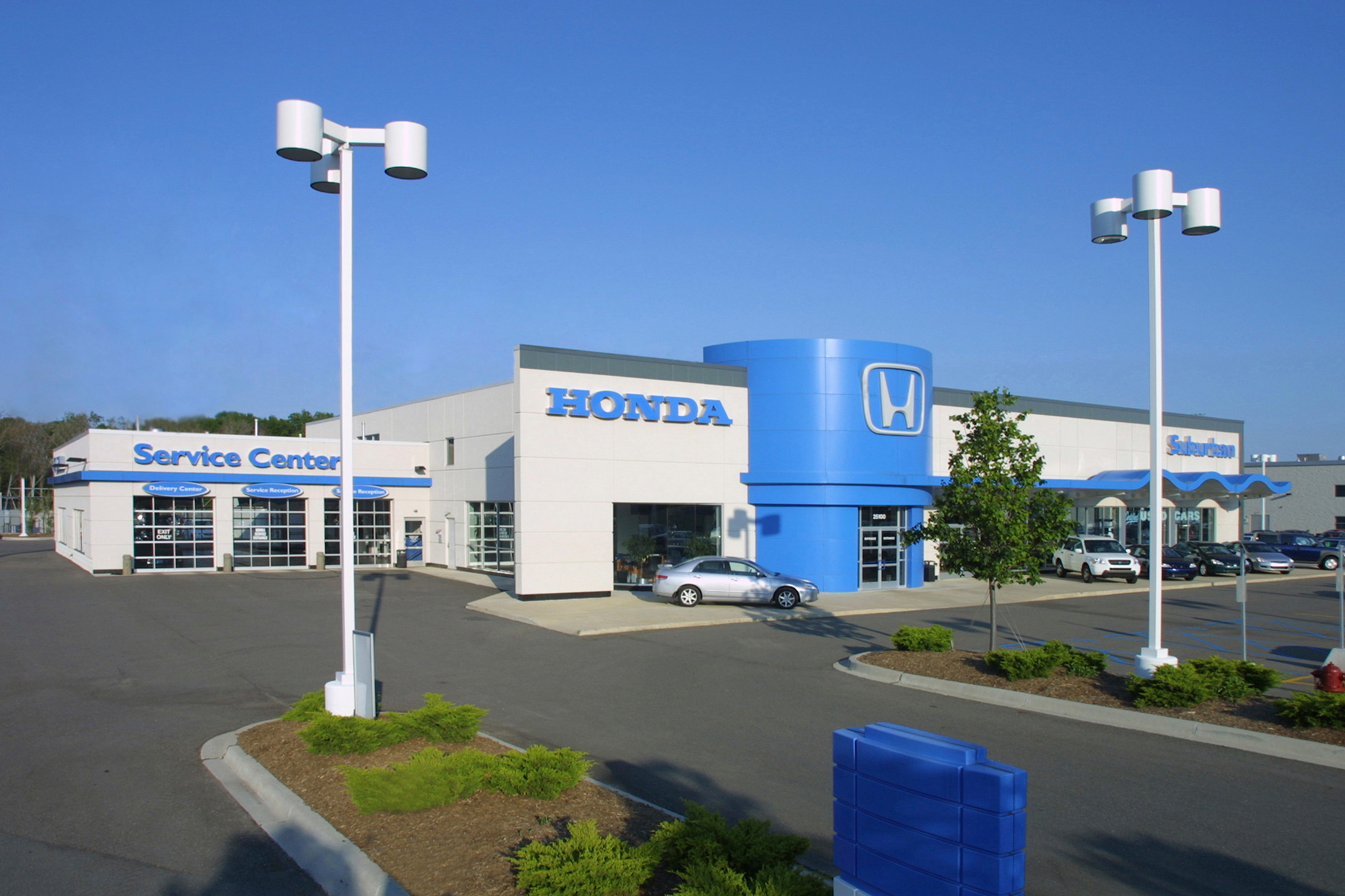 suburban honda farmington hills michigan mi
