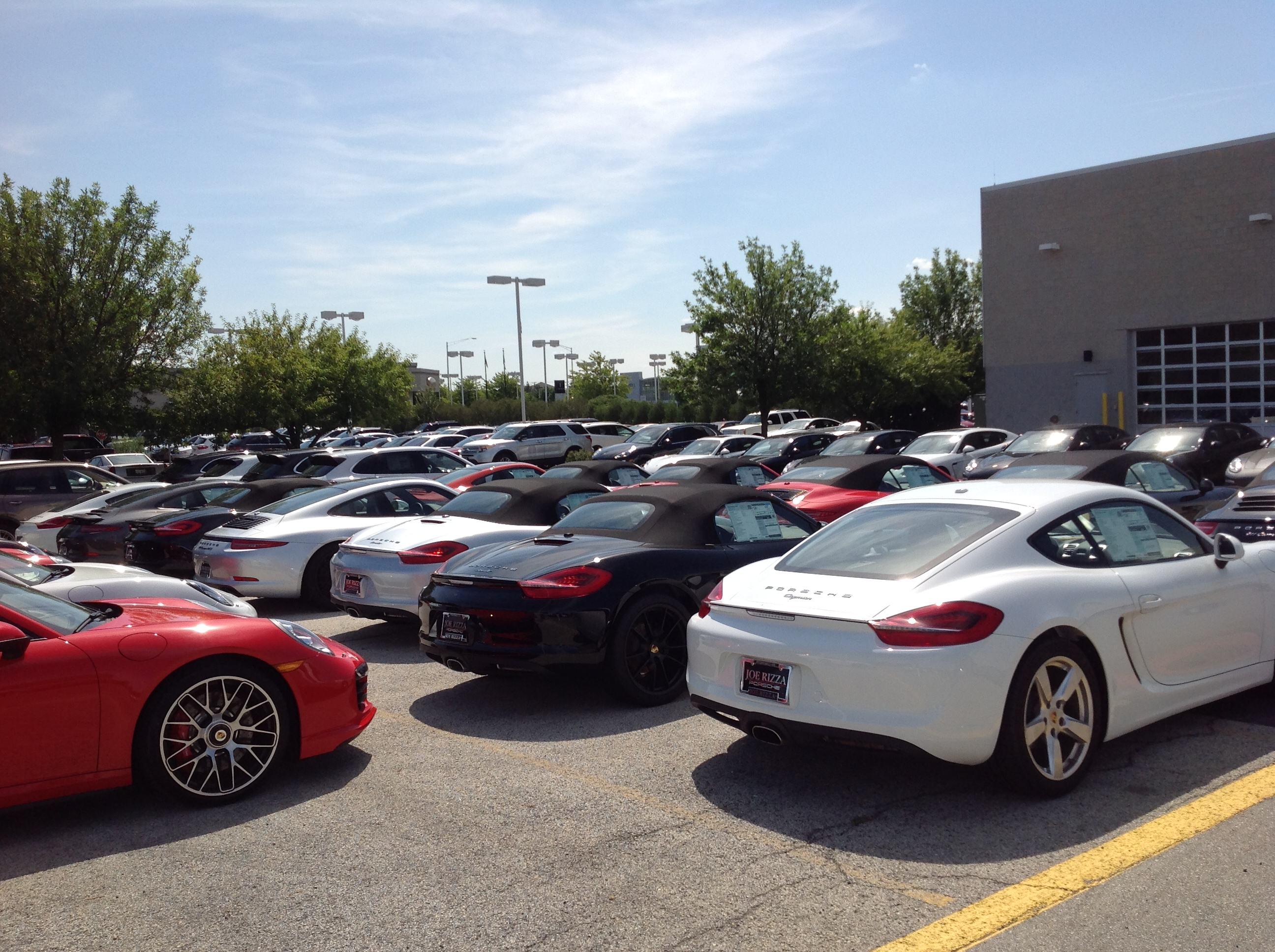 Acura Orland Park >> Porsche Orland Park: A Joe Rizza Dealership, Orland Park ...