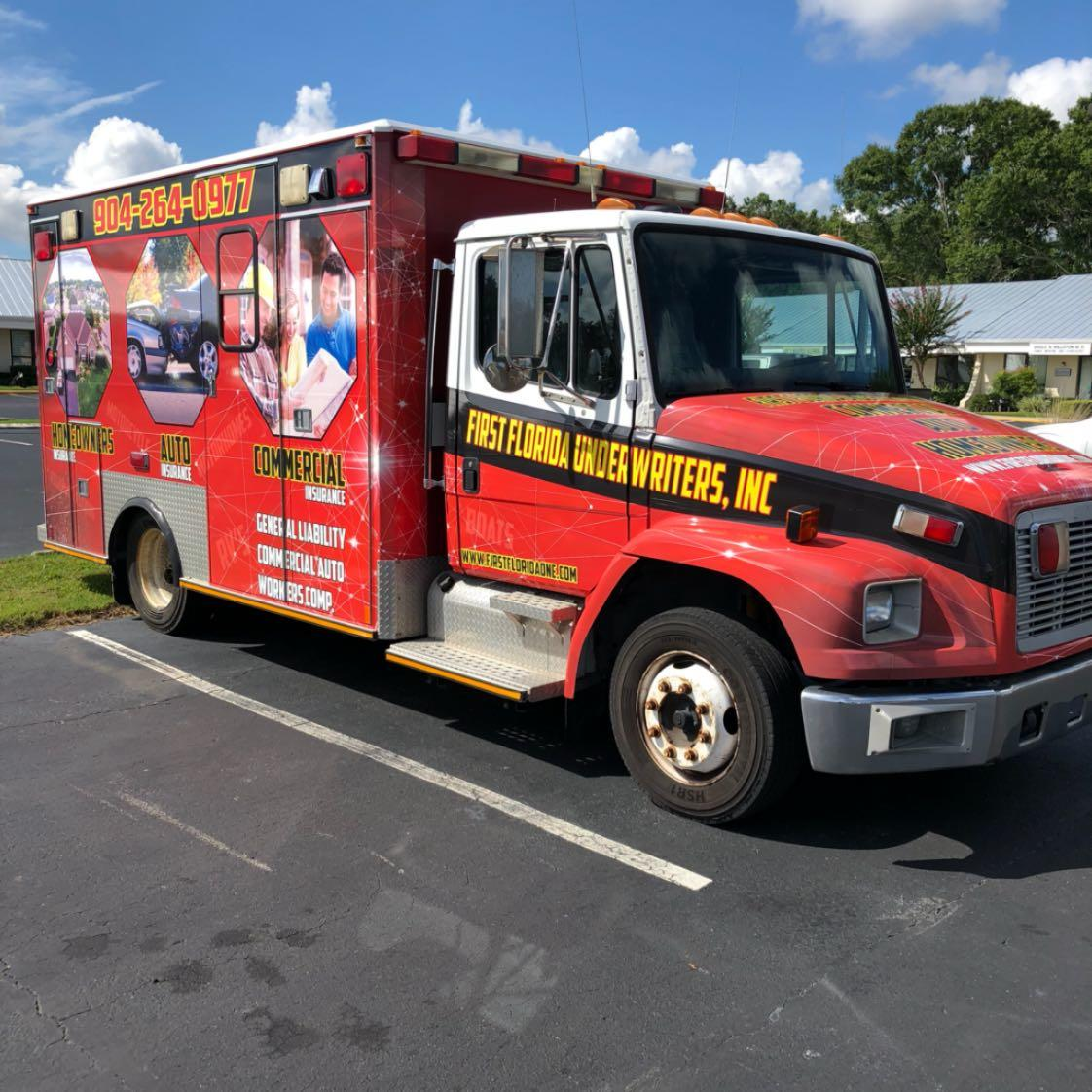 First Florida Underwriters Inc In Orange Park, FL 32073