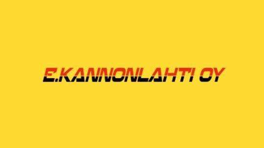 E. Kannonlahti Oy