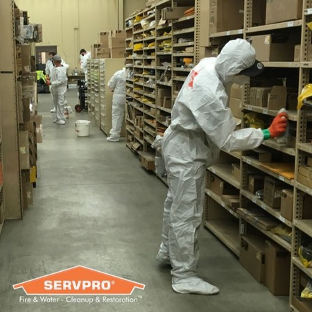 Certified SERVPRO Cleaned in Missoula