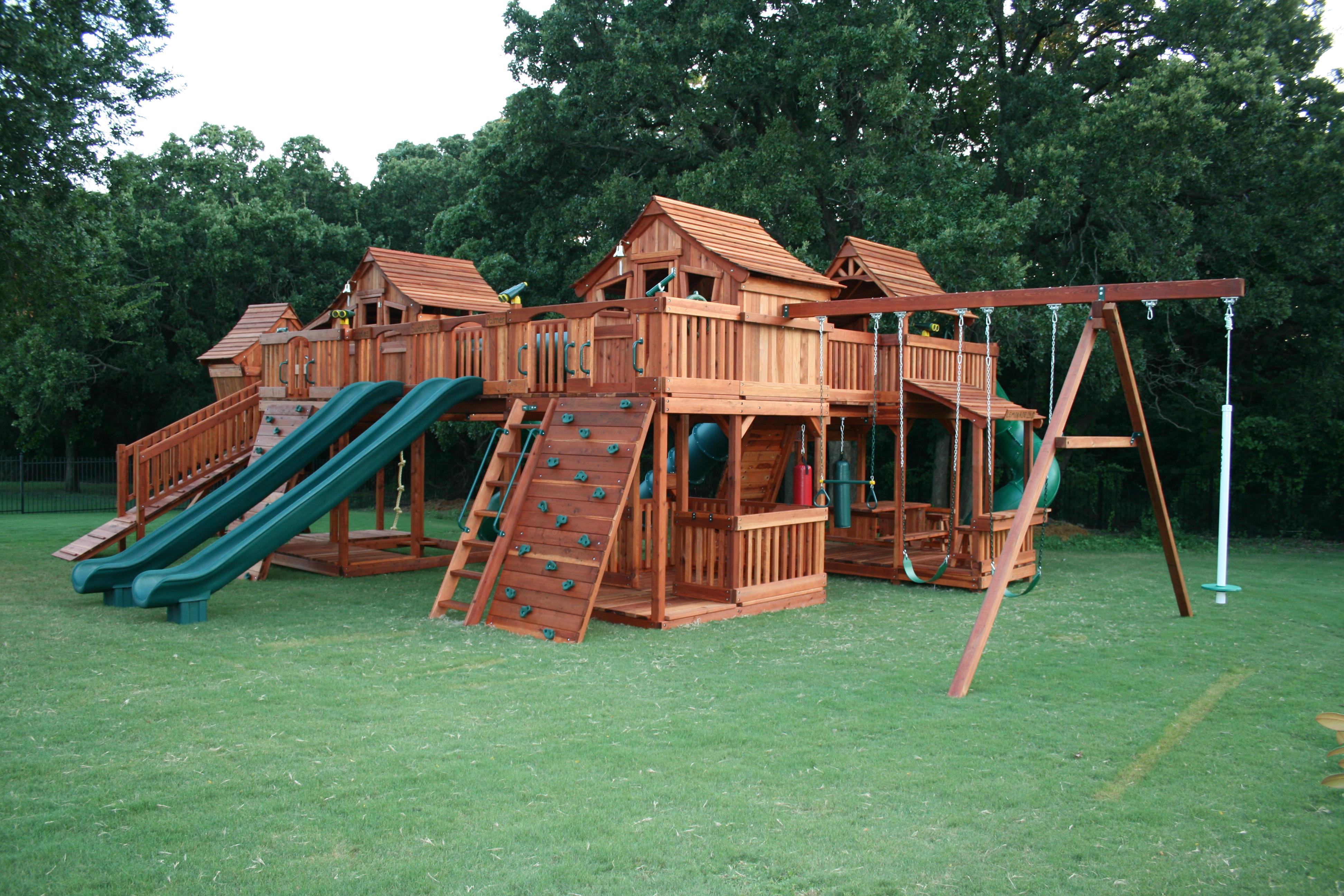 Backyard Fun Factory - Justin, TX - Business Profile