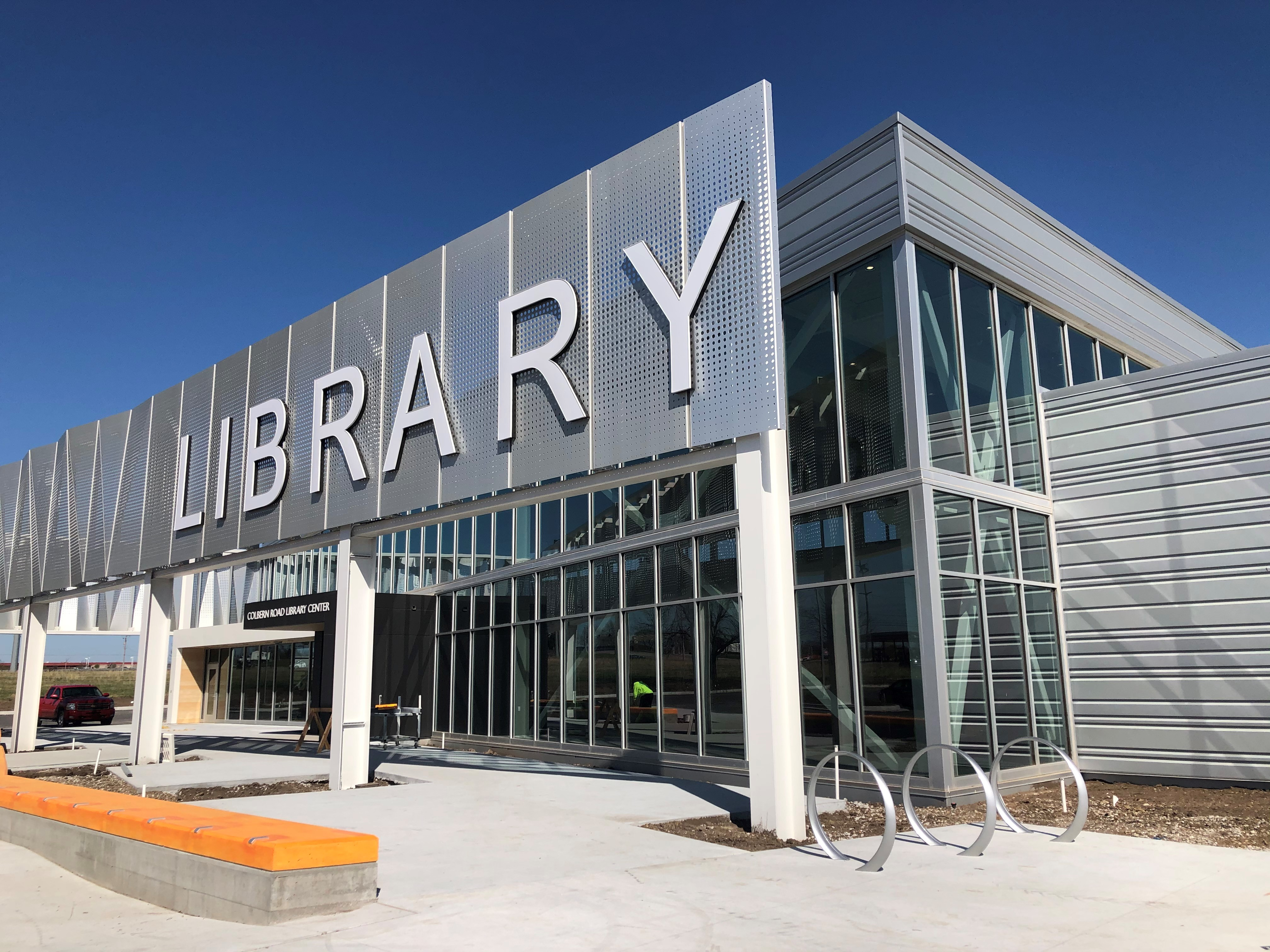 Mid-Continent Public Library - Colbern Road Library Center
