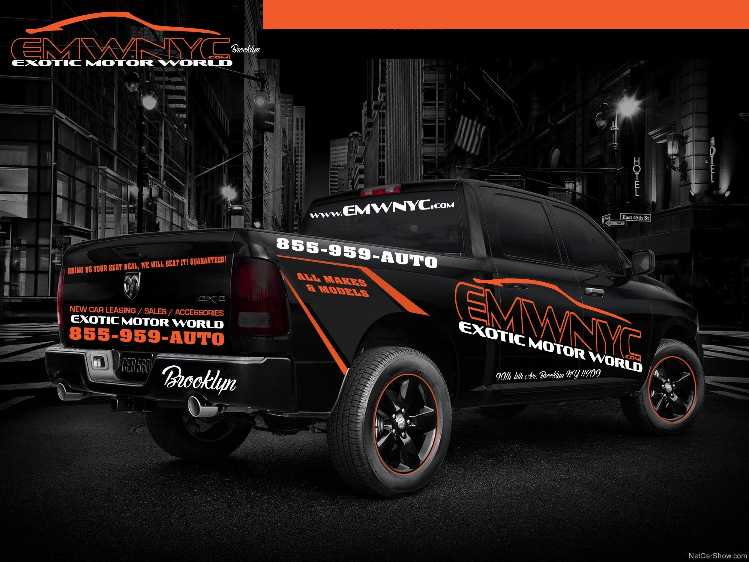 Exotic motor world brooklyn new york for Motor vehicle in brooklyn