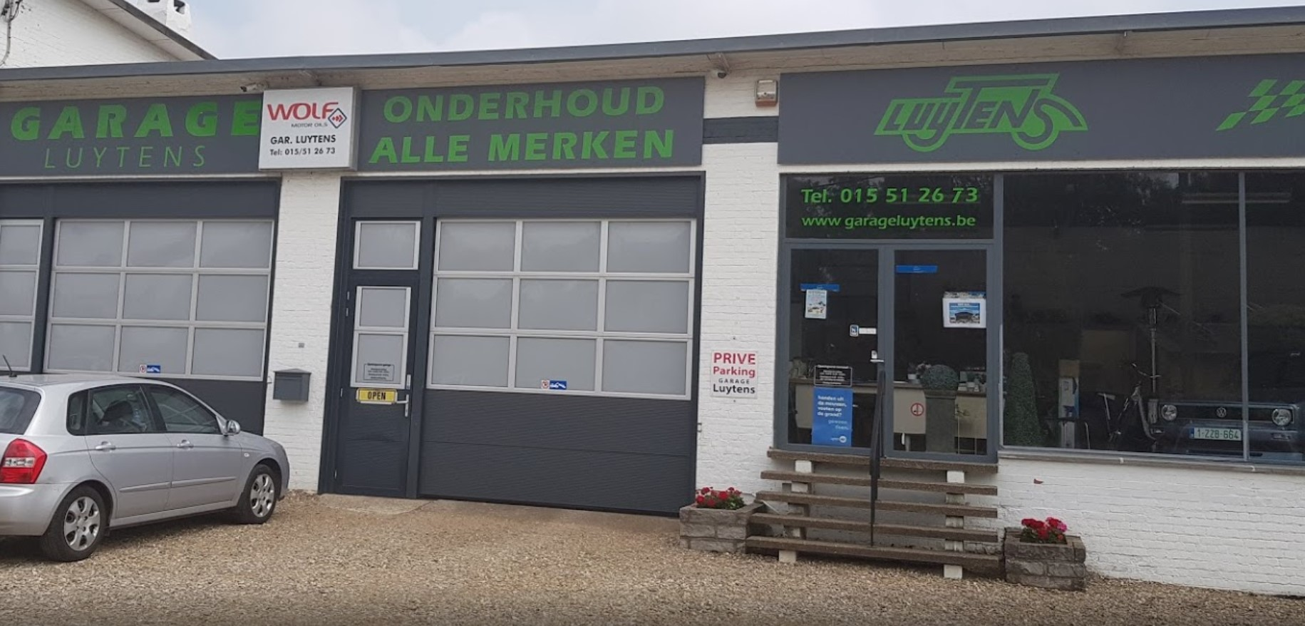 Garage Luytens Dirk