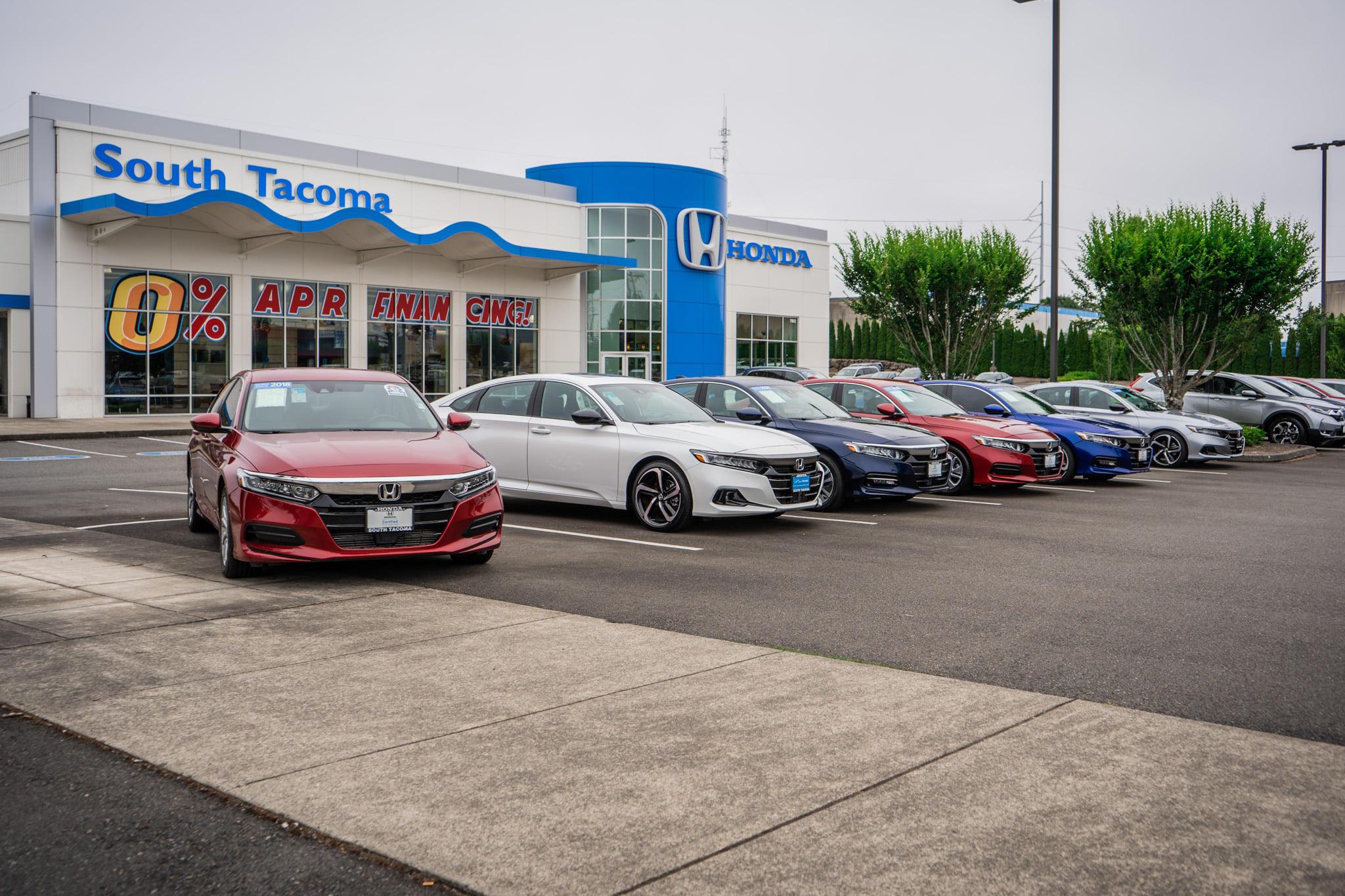 South Tacoma Honda